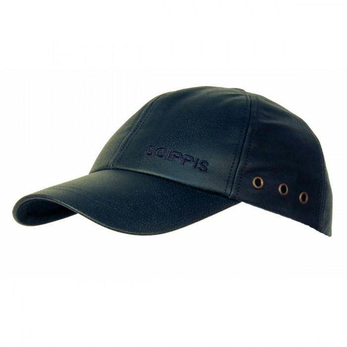 Australian Leather Base Cap 5C01