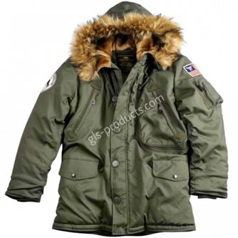 Alpha Industries Polar Jacket 123144 – Picture 2
