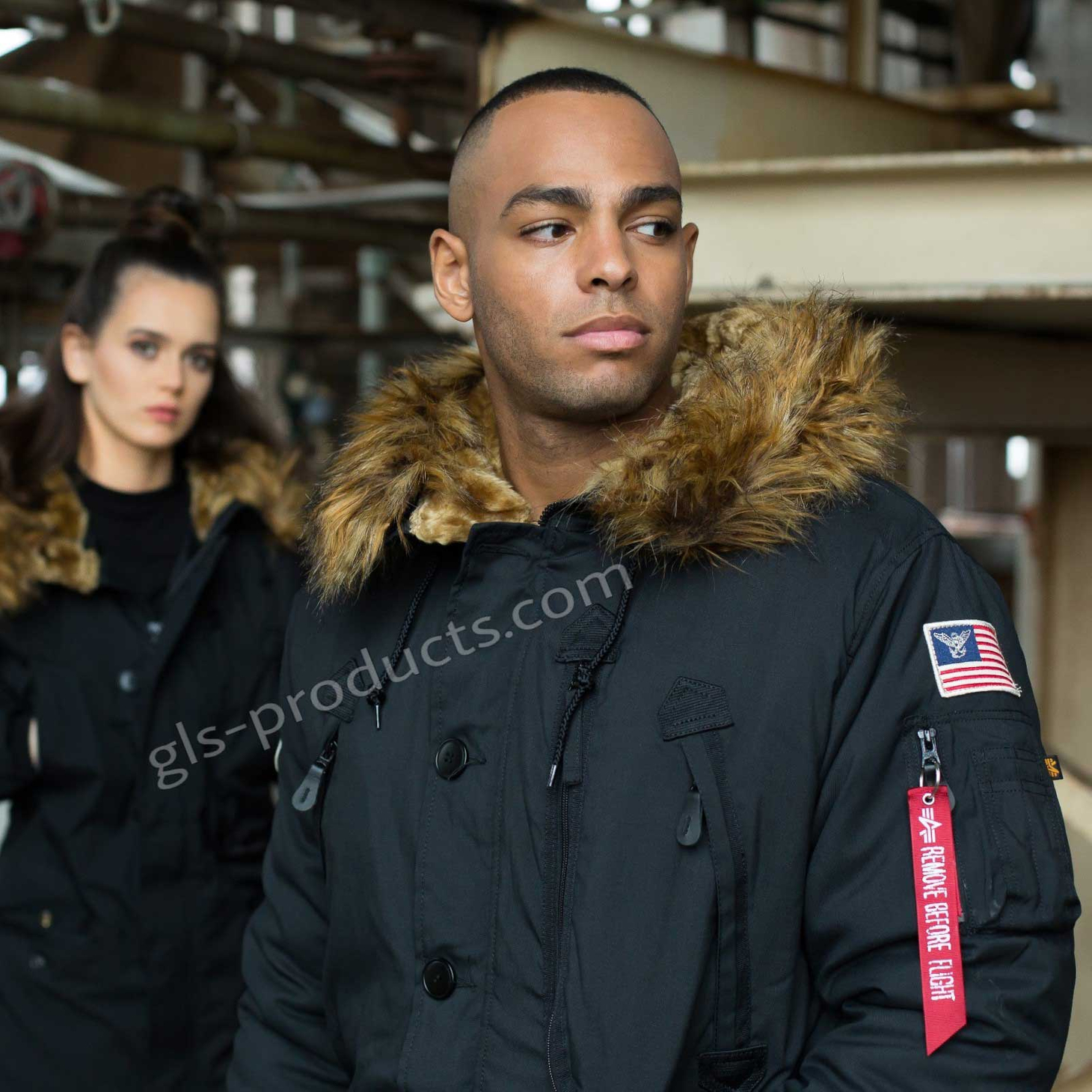 Alpha Industries Polar Jacket 123144 – Picture 4