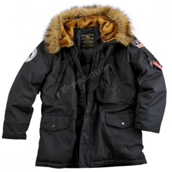 Alpha Industries Polar Jacket 123144 – Bild 3