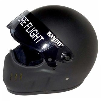Bandit - XXR - New Motorcycle Helmet - for Streetfighter, Mad Max – Picture 7