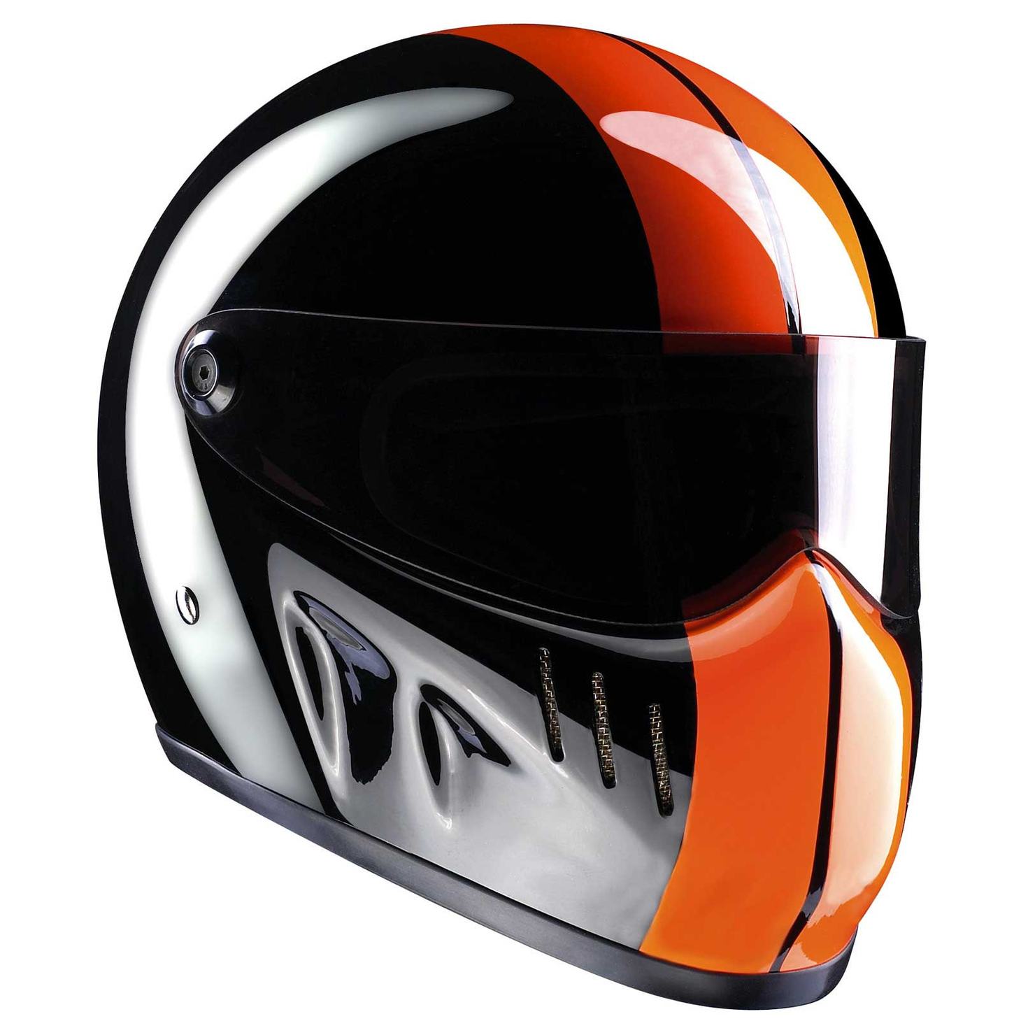 Bandit - XXR - New Motorcycle Helmet - for Streetfighter, Mad Max – Picture 5