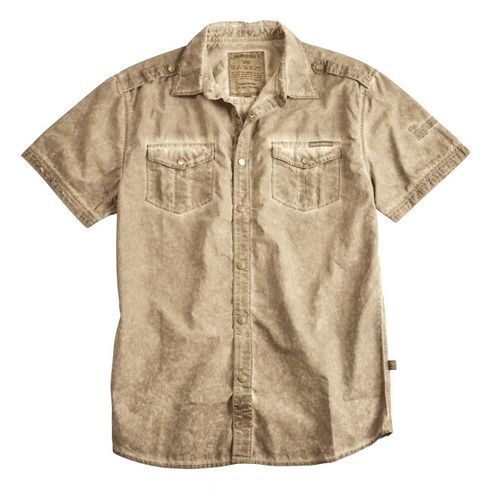 Alpha Industries Coal Dyed Shirt