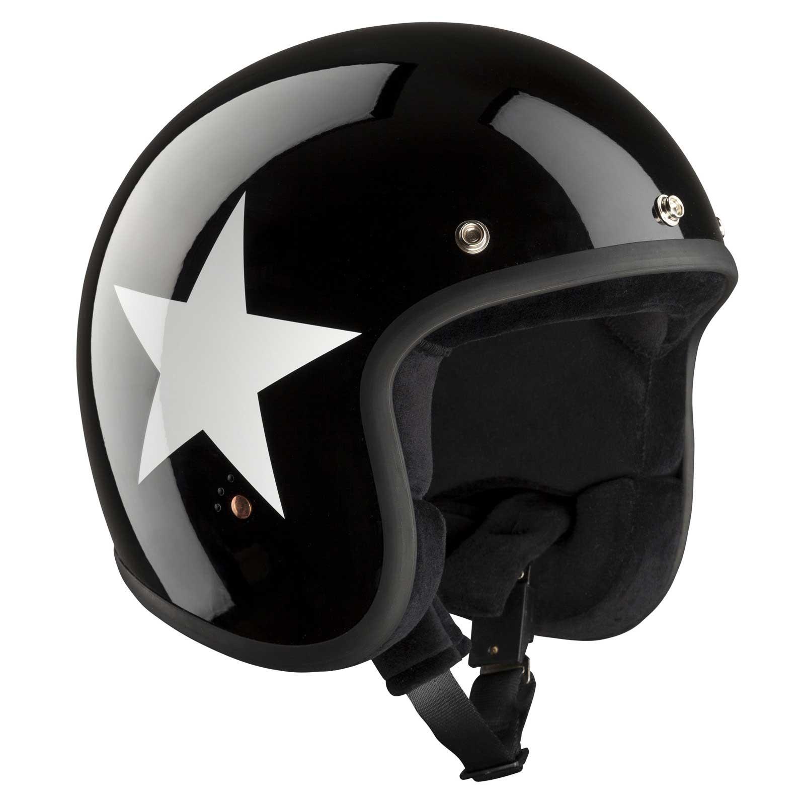 bandit mini ece jet helmet ece 22 05 certified. Black Bedroom Furniture Sets. Home Design Ideas