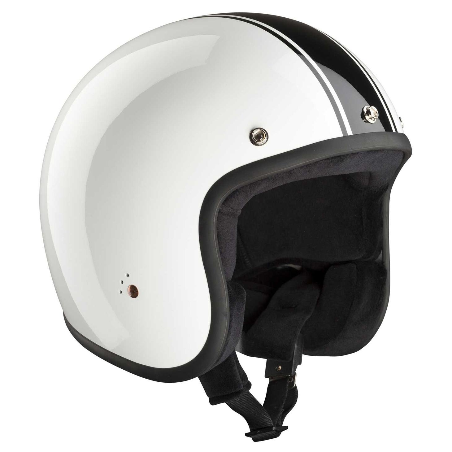 Bandit Mini ECE Jet Helmet - ECE 22-05 Certified Motorcycle Helmet – Picture 4