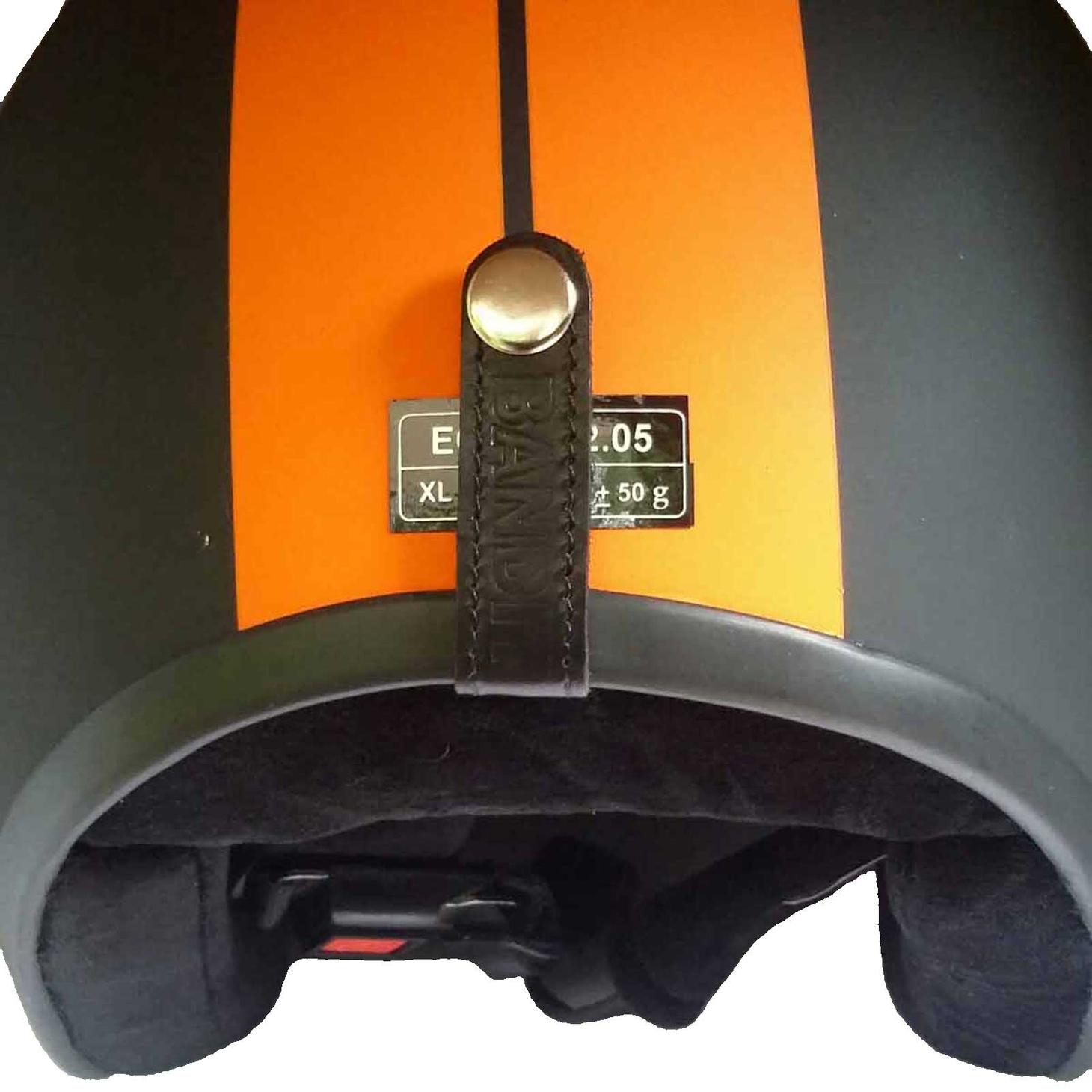 Bandit Mini ECE Jet Helmet - ECE 22-05 Certified Motorcycle Helmet – Picture 7