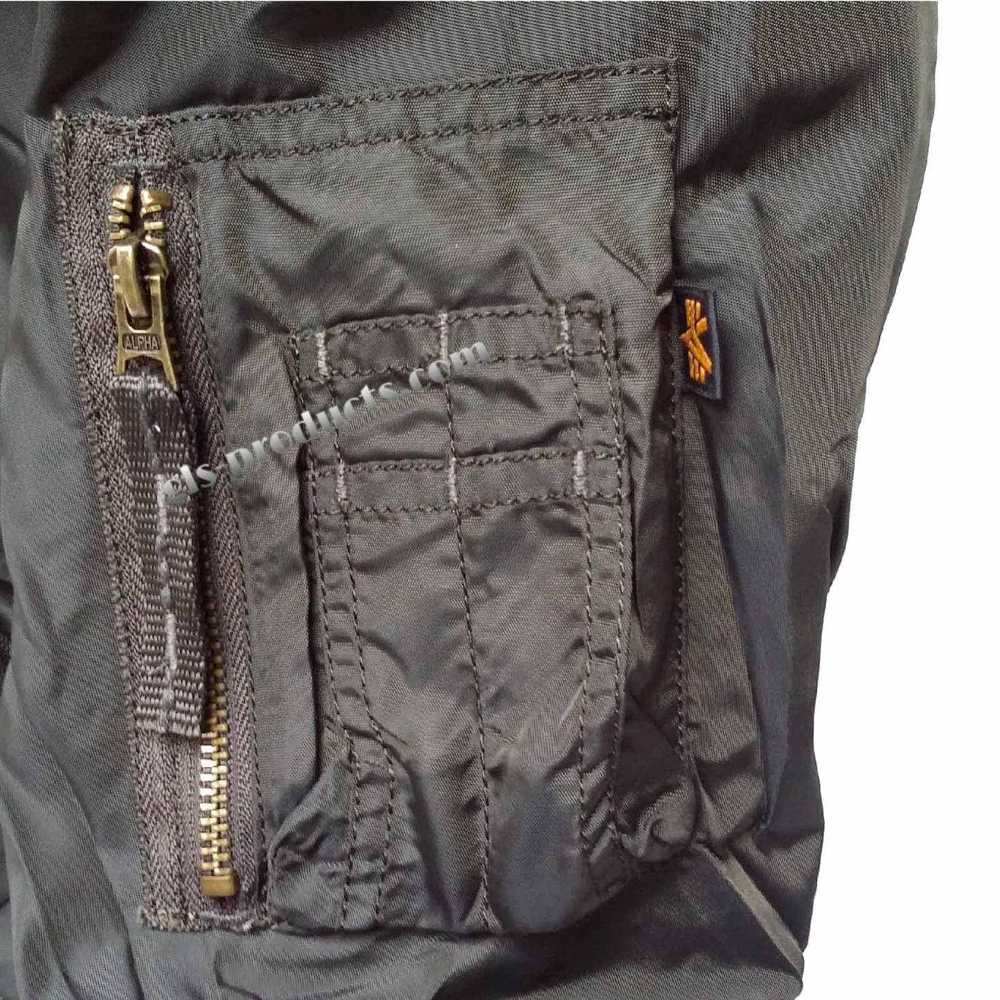 Alpha Industries Prop Jacket 101102 – Picture 7