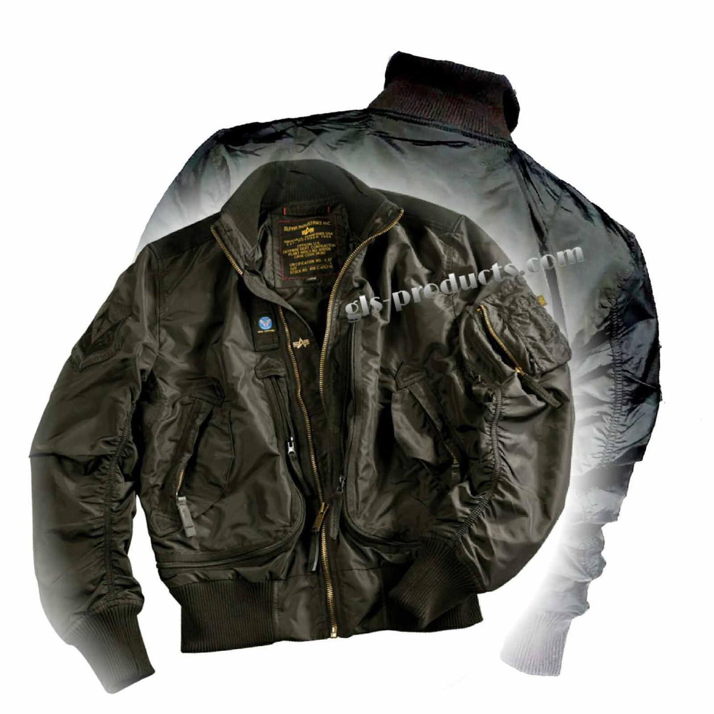 Alpha Industries Prop Jacket 101102 – Picture 3