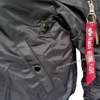 Alpha Industries B15 Jacket 100107 – Picture 3