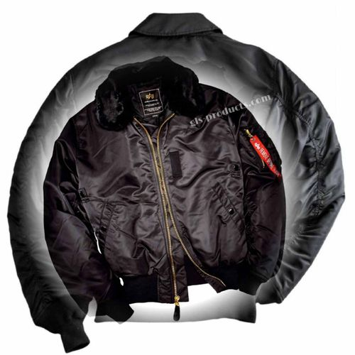 Alpha Industries B15 Jacket – Picture 1