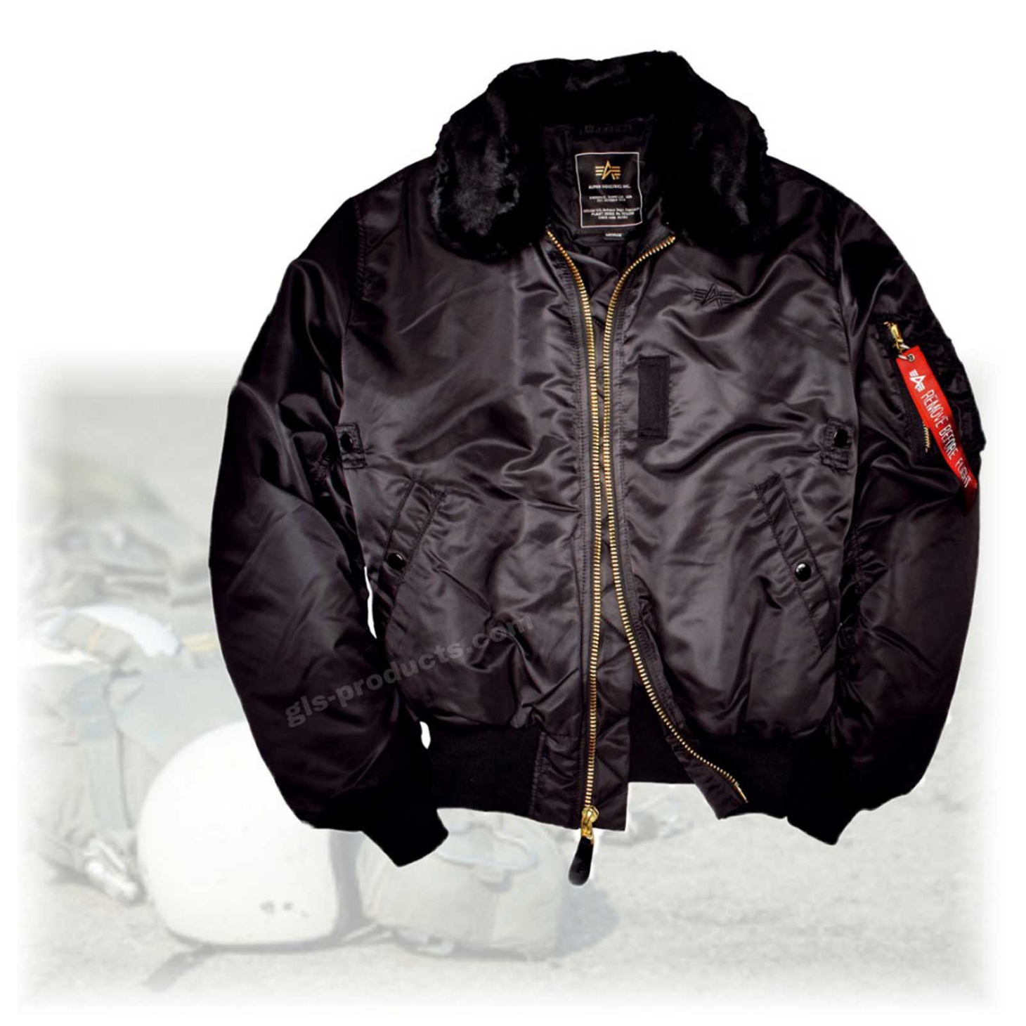 Alpha Industries B15 Jacket 100107 – Picture 5