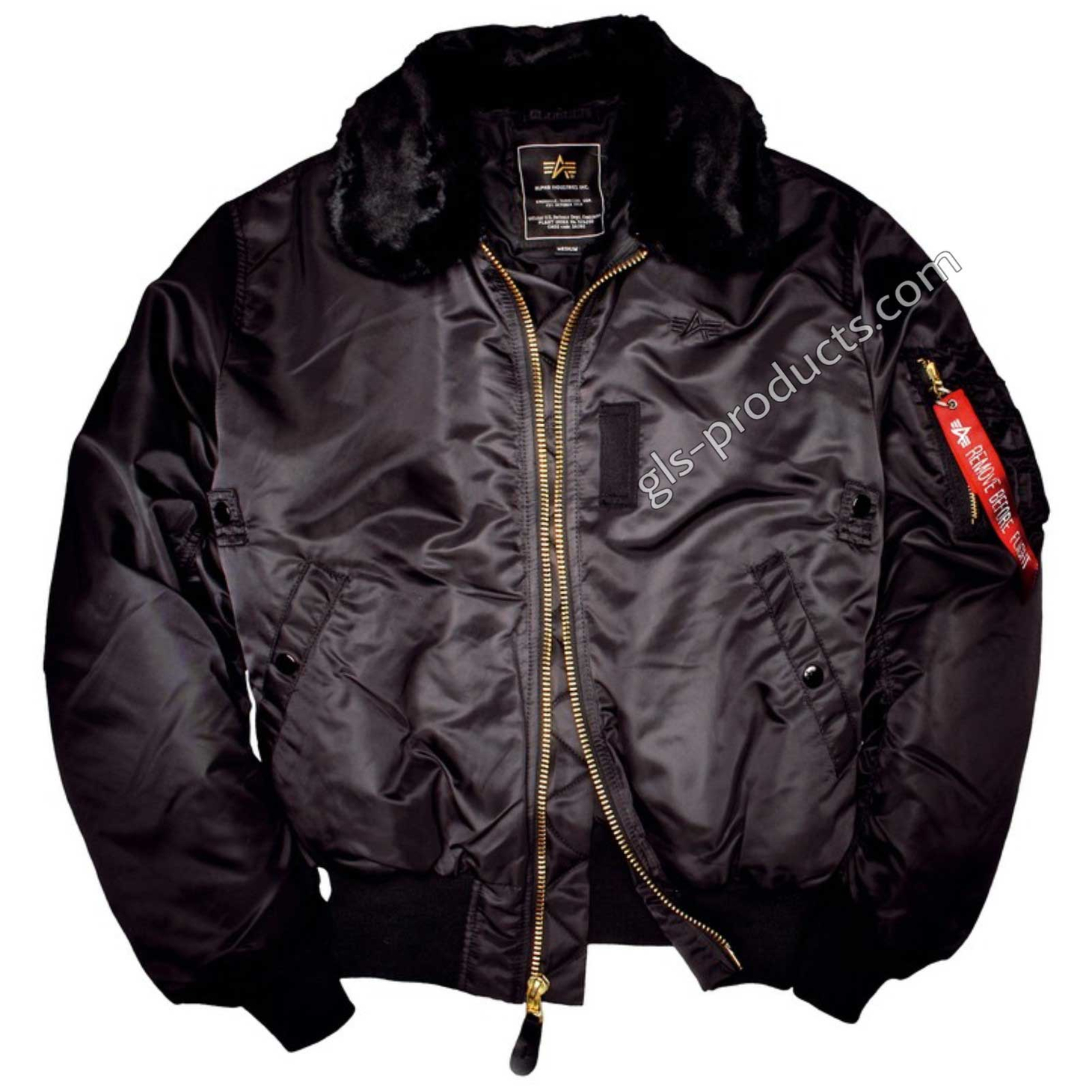 Alpha Industries B15 Jacket 100107 – Picture 4