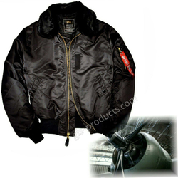 Alpha Industries B15 Jacket 100107 – Bild 8