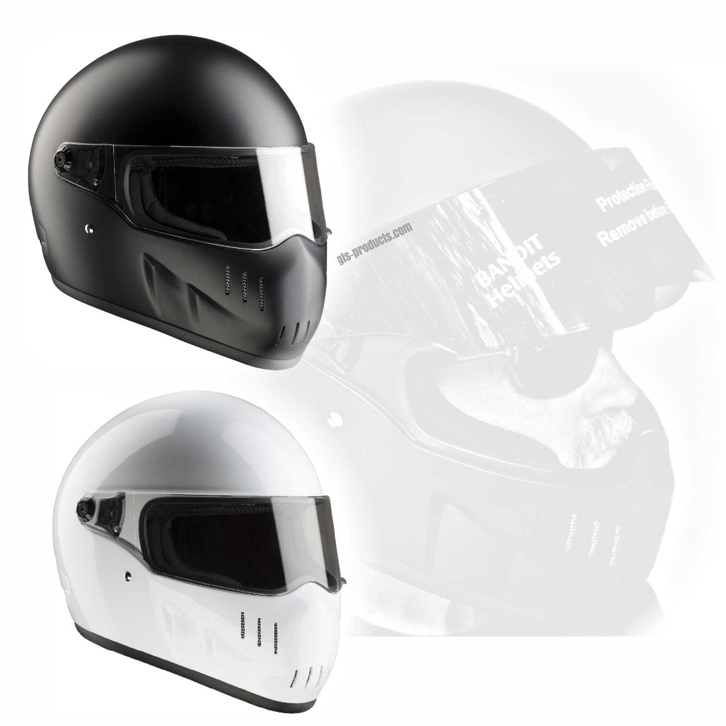 Bandit Helmets Integralhelm EXX ECE 22-05 zertifiziert