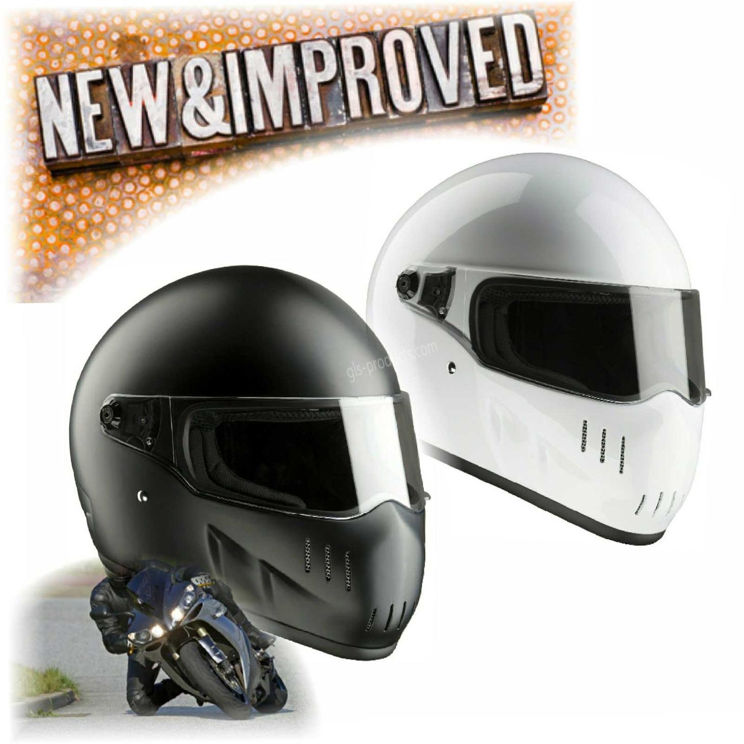 Bandit Helmets EXX - XXR Full Face Figther Helmet ECE 22-05 – Picture 4