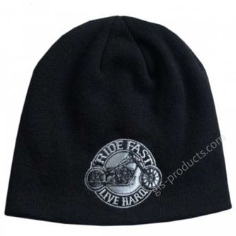 Beanie Circle Bike Knit Hat – Picture 2
