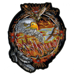"Dream Eagle Patch 11"" PPA7139 001"