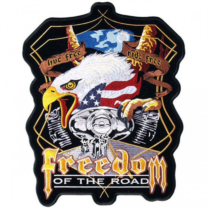 "Midnight Eagle Patch 11"" – Picture 1"