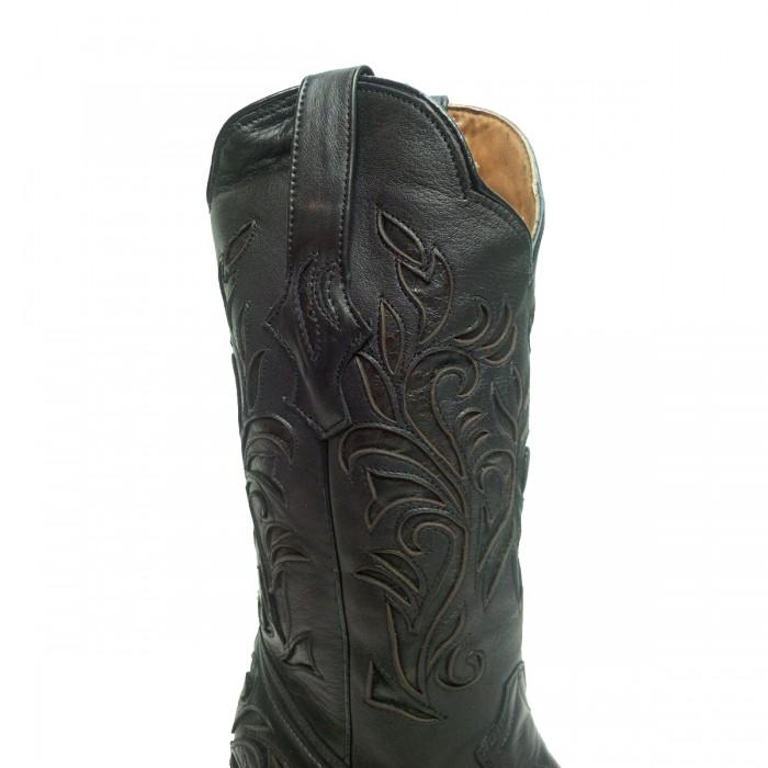 Mezcalero New Orleans Cowboy Boots – Picture 6