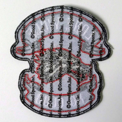 "Lone Wolf Patch 4"" PPA2222 – Bild 2"