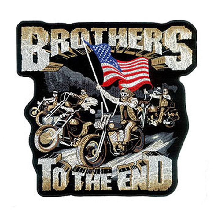 "Brothers till the End Patch 5"" – Picture 1"