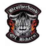 "Brotherhood Patch 4"" 001"