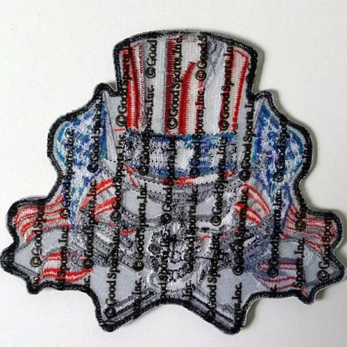 "Angrier Uncle Sam Patch 5"" – Picture 2"