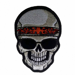 "Shade Skull Patch 4""  001"