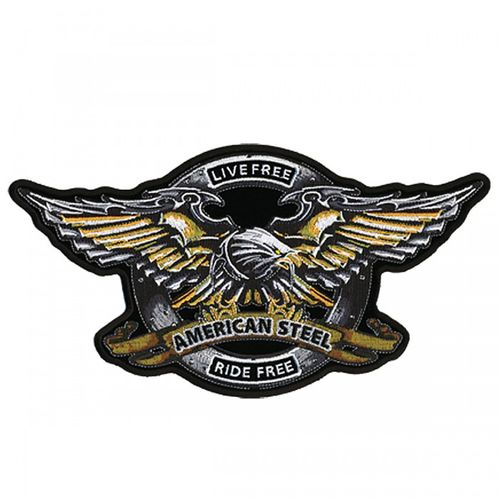 Iron Eagle Patch 11""