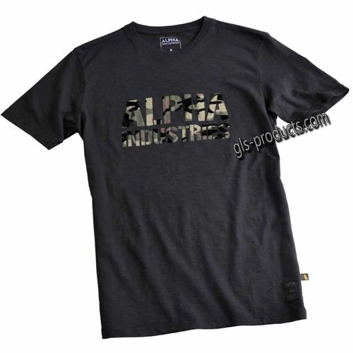 Alpha Industries Camo Print T – Bild 9