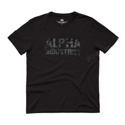 Alpha Industries Camo Print T 156513 – Bild 5