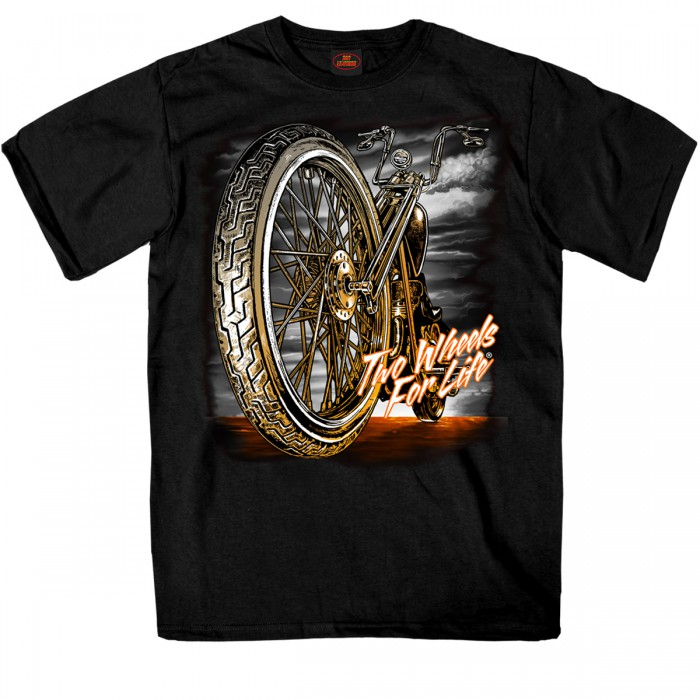 Big Wheel T-Shirt – Picture 1