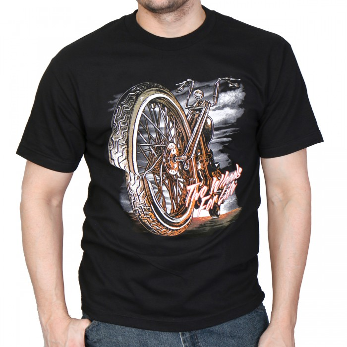 Big Wheel T-Shirt – Picture 2