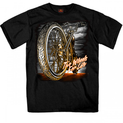 Big Wheel T-Shirt GMS1298 001