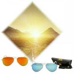 Alpha Top Gun Sunglasses verspiegelt 158904 001