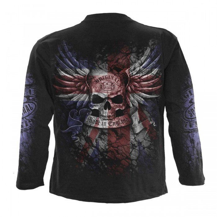 Union Wrath Longsleeve E012M301 – Bild 2
