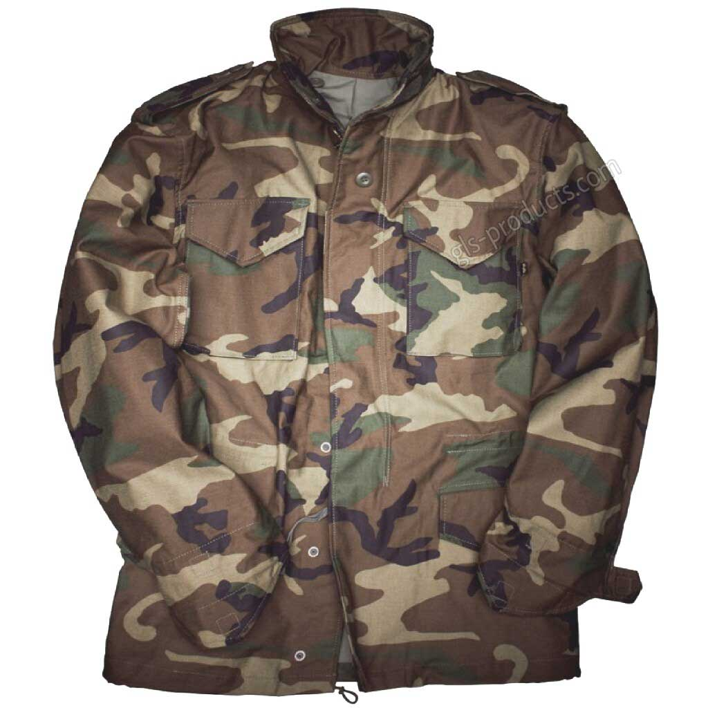 Alpha Industries M-65 Field Jacket 100103 – Picture 3