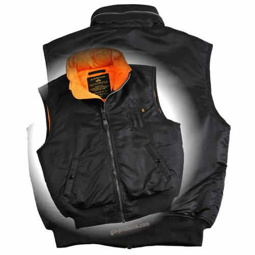 Alpha Industries MA-1 Vest – Bild 2