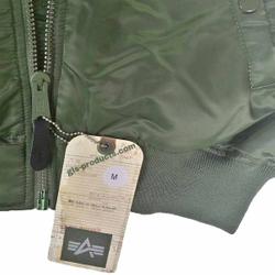 Alpha Industries MA-1 Vest 158131 – Bild 5