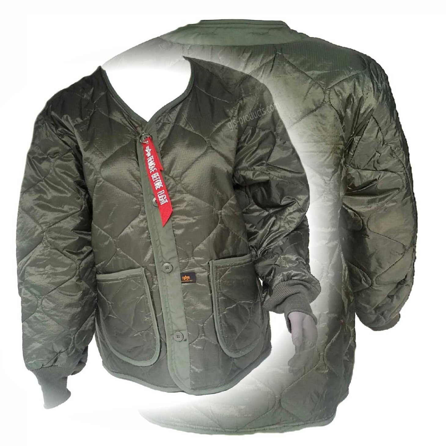 Alpha Industries ALS Liner 100108 for M-65 – Picture 2
