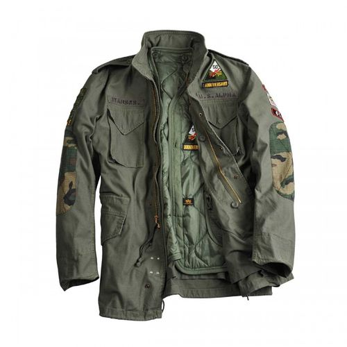 Alpha Industries M-65 50th Anniversary Field Jacket – Picture 1
