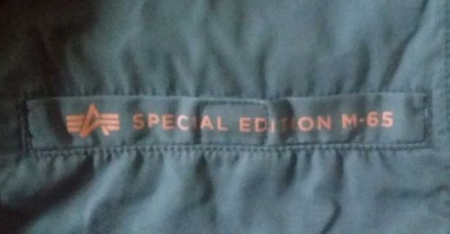 Alpha Industries M-65 50th Anniversary Field Jacket – Picture 6