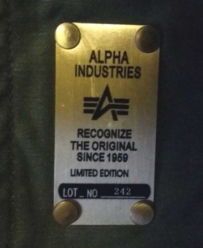 Alpha Industries M-65 50th Anniversary Field Jacket – Picture 7