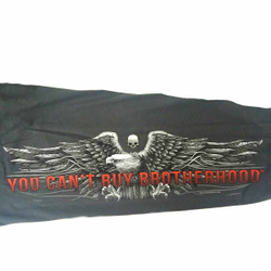 Brotherhood Eagle Longsleeve Langarm Shirt GMS2295 – Bild 2
