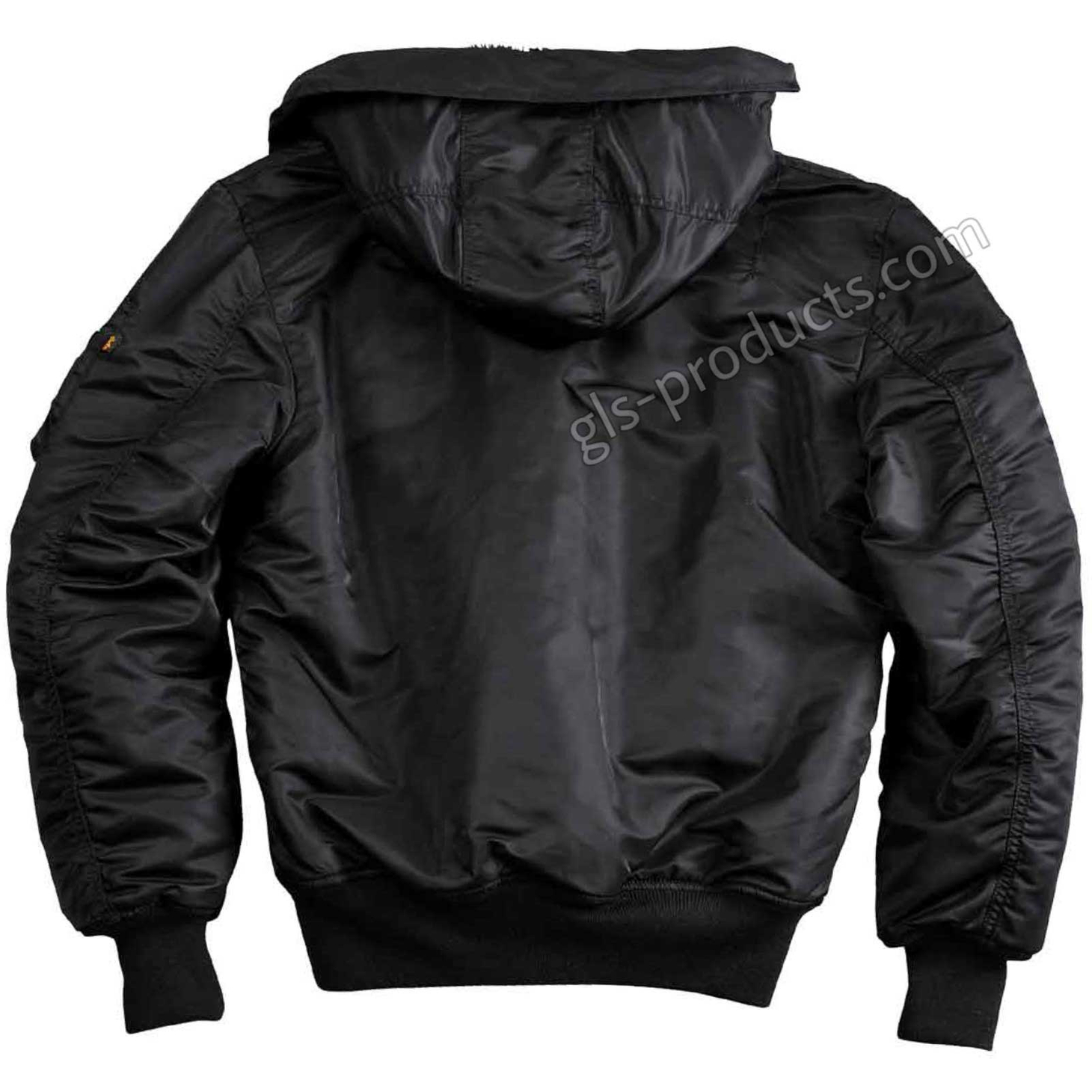 Alpha Industries MA-1 Hooded w/o Fur 158104 – Picture 4