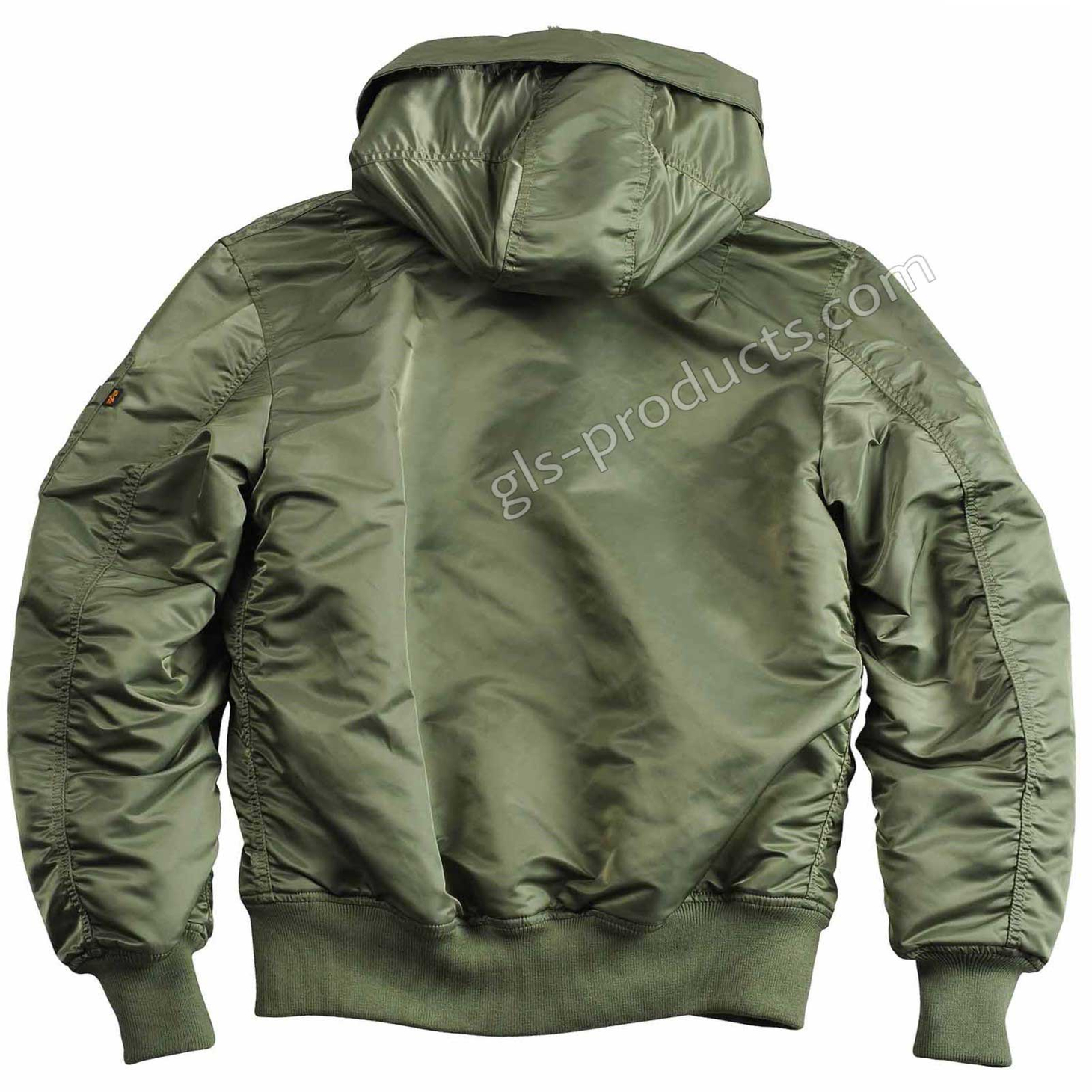 Alpha Industries MA-1 Hooded w/o Fur 158104 – Picture 5