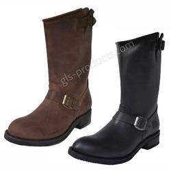 Sendra 2944 Engineer Boots 001