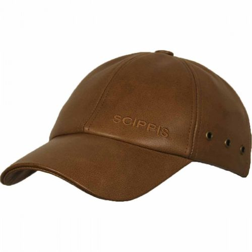 Australian Buffalo Leather Cap