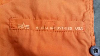 Alpha Industries Vintage M-65 w/o Liner – Picture 4