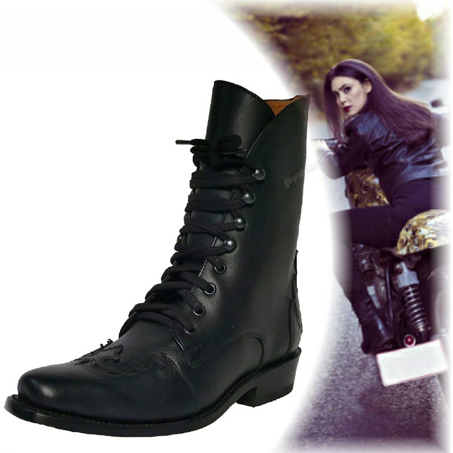 Mezcalero Primavera women's ankle boots